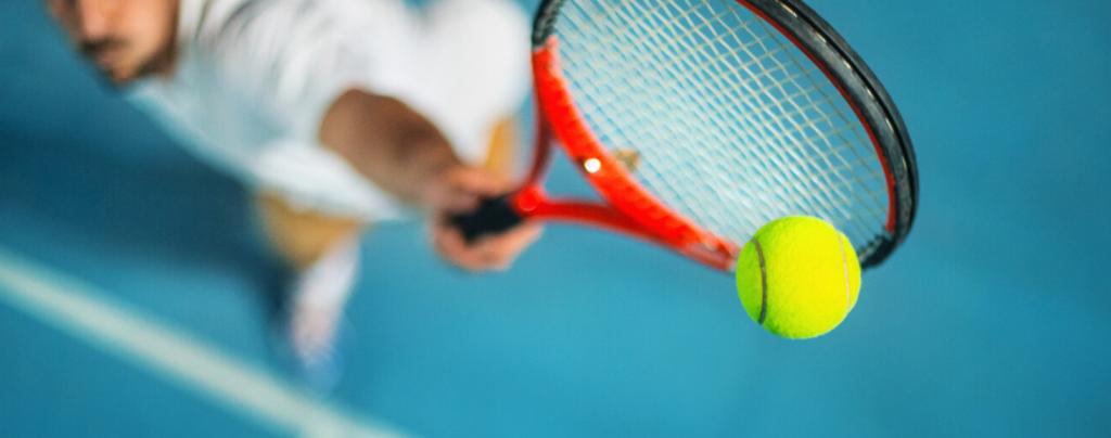 Tennis betting - Spill på tennis hos bookmakere
